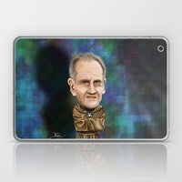Francesco Guidolin Caric… Laptop & iPad Skin