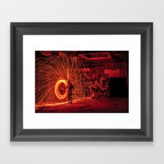 Steel Fun II Framed Art Print