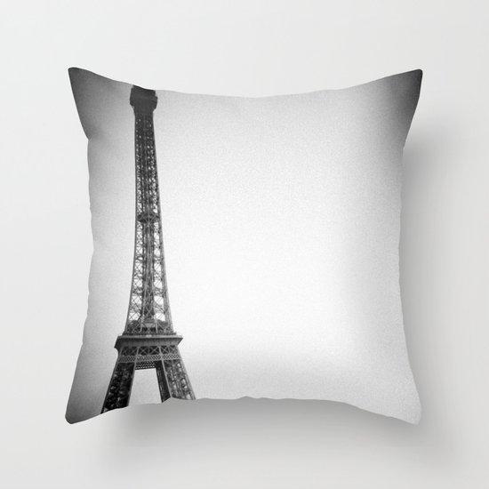 Paris'2 Throw Pillow