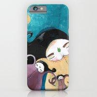 Sleeping Bhoomies iPhone 6 Slim Case