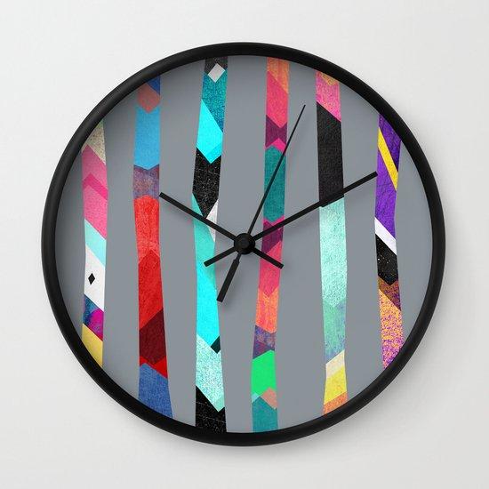 Trees - II Wall Clock