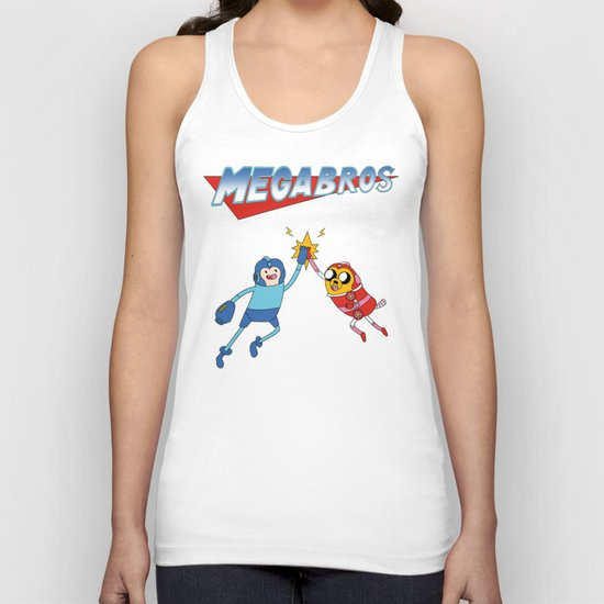 Mega Bros Unisex Tank Top