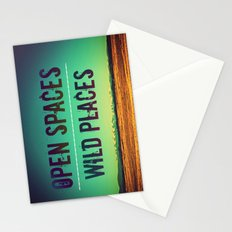 Open Spaces Wild Places Stationery Cards
