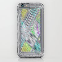 iPhone & iPod Case featuring Field of View by Horus Vacui
