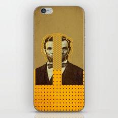 AbracadAbraham - Lincoln iPhone & iPod Skin