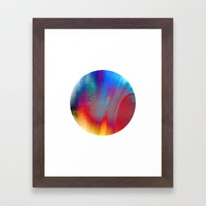 earth, wind and fire Framed Art Print