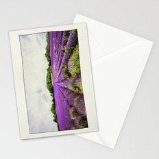 Lavender Fields. Stationery Cards