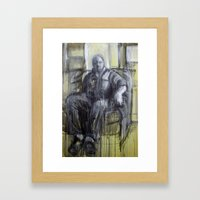 Godfather Framed Art Print