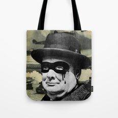 Churchill Tote Bag