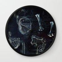 Organs Wall Clock