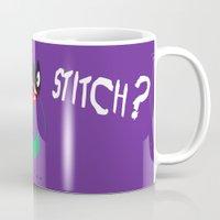 Why So Stitch? Mug