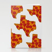 Everything's Bigger... Stationery Cards