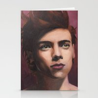 Painted Harry Stationery Cards