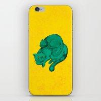 Cat Friends iPhone & iPod Skin