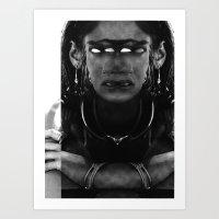 MURDER THEME#21 Art Print