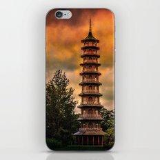 Kew Pagoda iPhone & iPod Skin