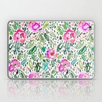Hibiscus Frolic Laptop & iPad Skin
