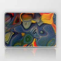 Feather Essence Laptop & iPad Skin