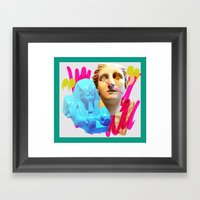 Treasures V Framed Art Print