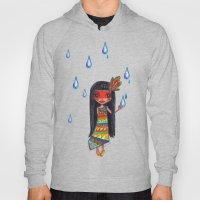 A menina que chovia Hoody