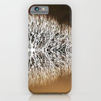 iPhone & iPod Case featuring Winter reflections by Shalisa Photography