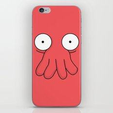 Dr. Zoidberg iPhone & iPod Skin