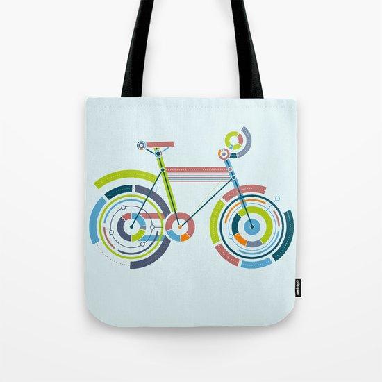 Bicyrcle Tote Bag
