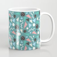Shapes pattern Mug