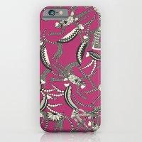 Monkey Pink iPhone 6 Slim Case