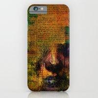 The Last Letter iPhone 6 Slim Case