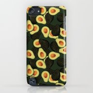 Avocado Pattern iPod touch Slim Case