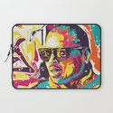 Chris Brown Laptop Sleeve