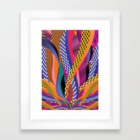 Leave A Trace Framed Art Print