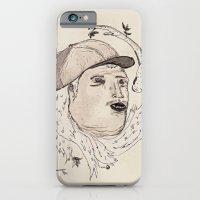 Cabello Blanco iPhone 6 Slim Case