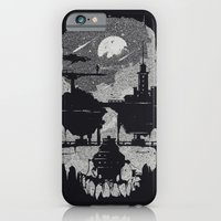 Echoes - Monochrome version iPhone 6 Slim Case