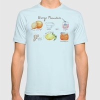 Marmalade Mens Fitted Tee Light Blue SMALL