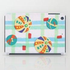 Temari Upgraded Collage iPad Case