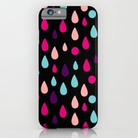 iPhone & iPod Case featuring Drops by The Pairabirds