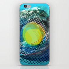the abstract dream 5 iPhone & iPod Skin