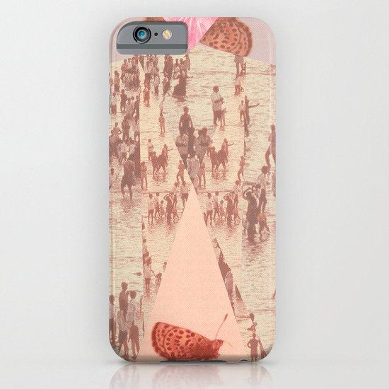 Wandering Moth iPhone & iPod Case