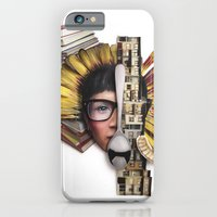 iPhone & iPod Case featuring Timber | Collage by Lucid House