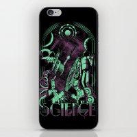 Science iPhone & iPod Skin