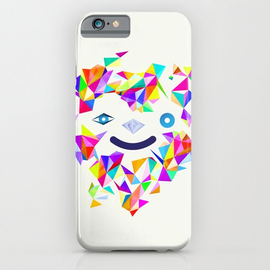 Chromatic character  iPhone & iPod Case