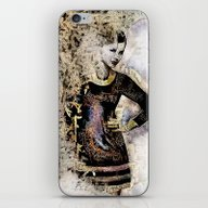 She Works Hard For The M… iPhone & iPod Skin