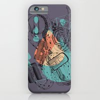 iPhone & iPod Case featuring Ocean by Krikoui