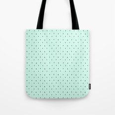 mint magic arrows Tote Bag