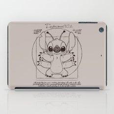 Stitch vitruvien iPad Case
