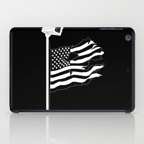 And the star-spangled banner in triumph shall wave iPad Case