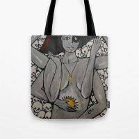 Kali Pirate Tote Bag