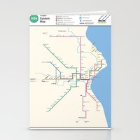 Milwaukee Transit System… Stationery Cards